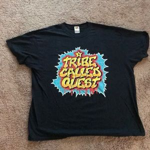 Vintage A tribe called quest shirt